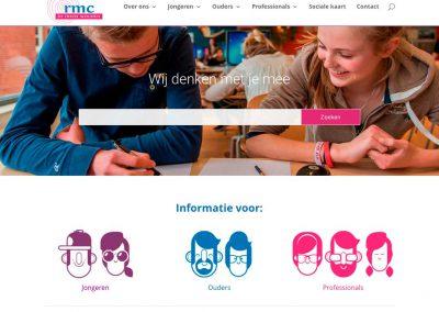 Website RMC de Friese Wouden